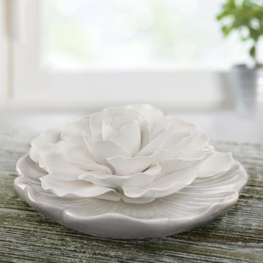 PR Ceramic Flower Diffuser