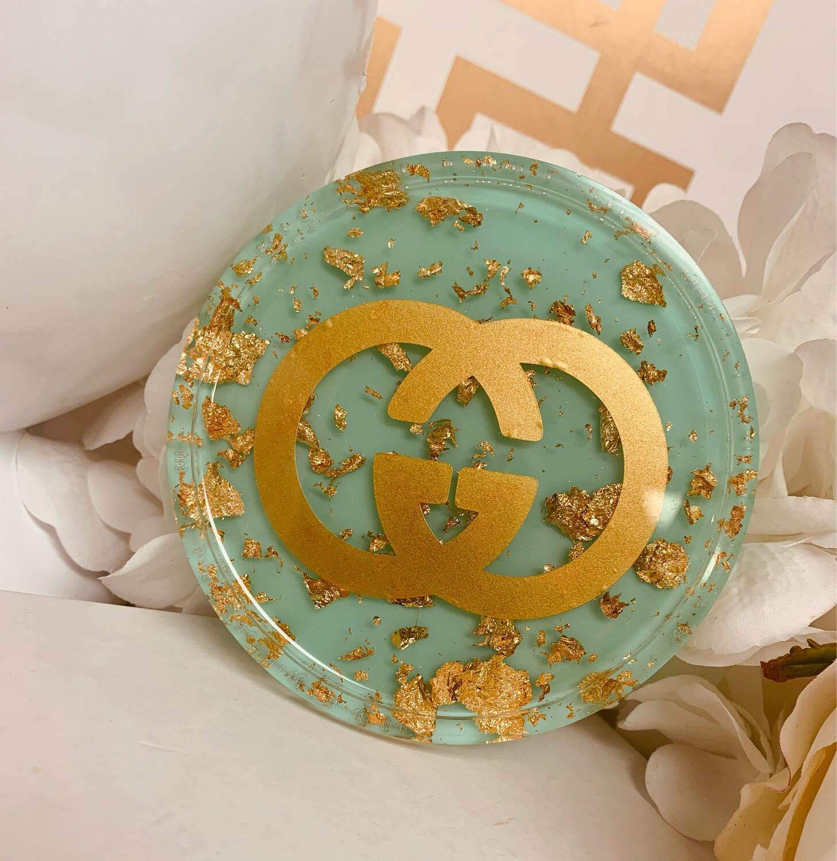 Acrylic Coaster GG Circle