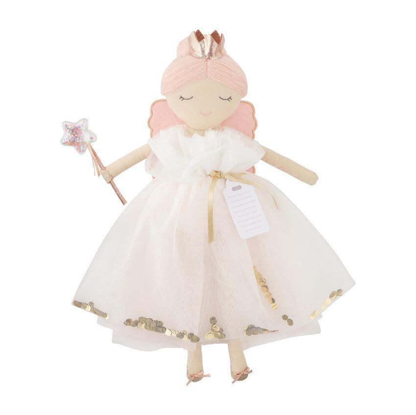 Fairy Godmother Ivory Dress