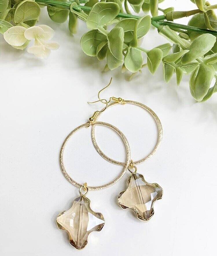 SJ Earrings Clover Jewels