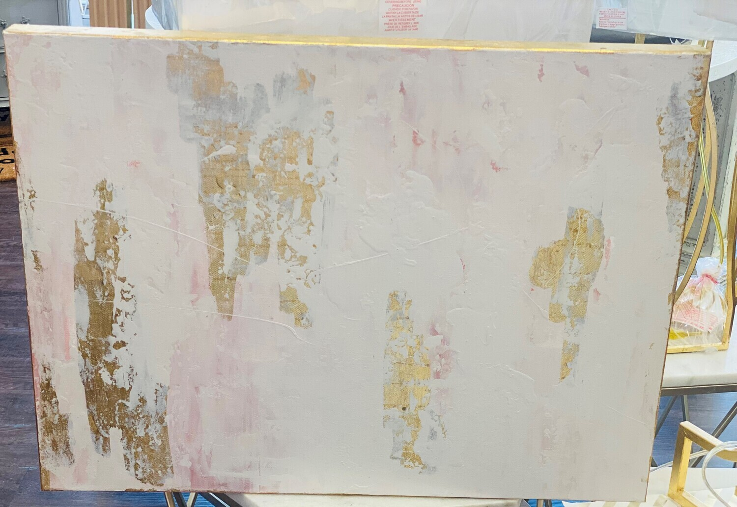 """18x24 Abstract Painting """"Whimsical"""""""
