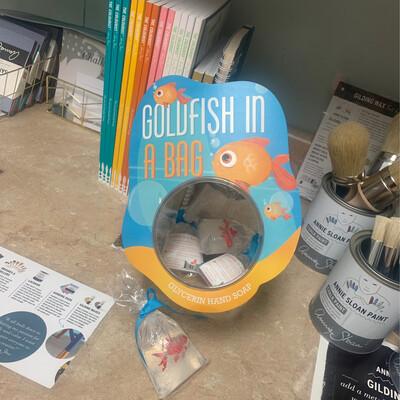 Goldfish Soap