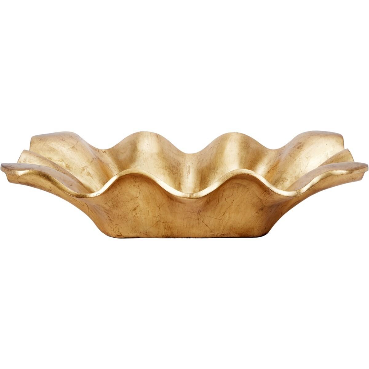 OWD Gold Leaf Furman Bowl