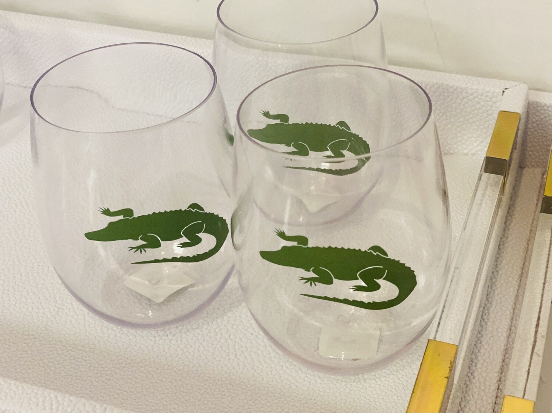 TRS Plastic Cup Gator