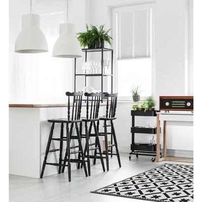 A&A 2x3 Floor Mat Ceramic Black 023689