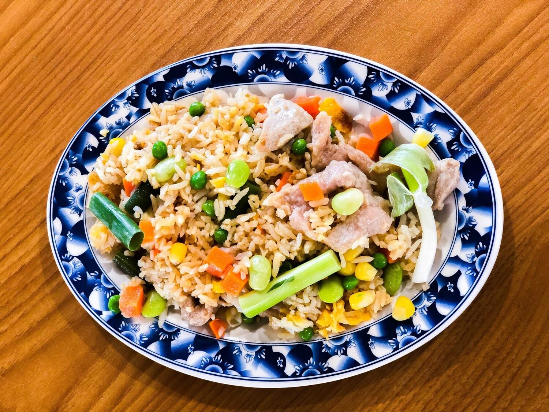 D FR - Dinner Fried Rice