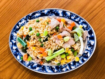 Fried Rice Entree (D FR)