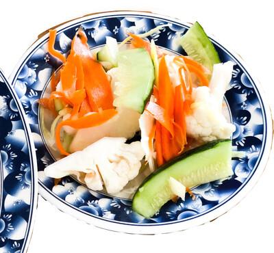 Khmer Side Salad