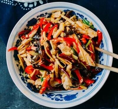 Lunch Garlic Sauce (L GS)