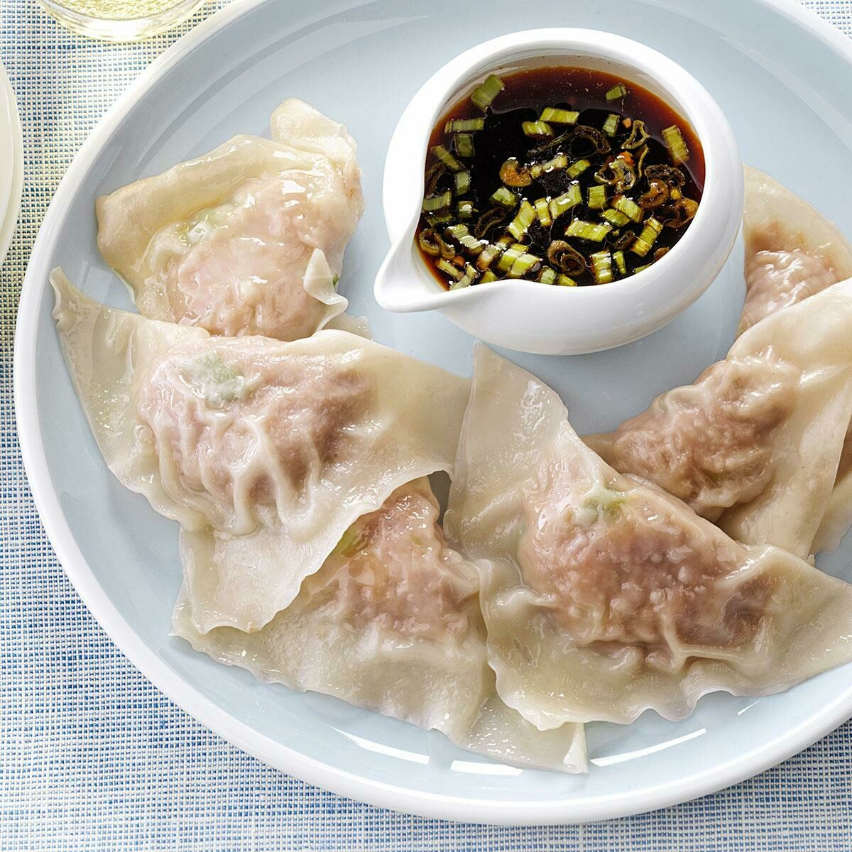 SD - Steamed Dumplings - 5pcs