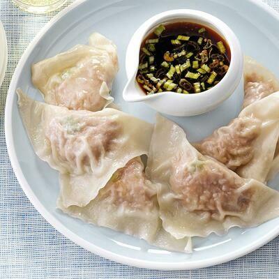 Steamed Dumplings (SD) - 5pcs
