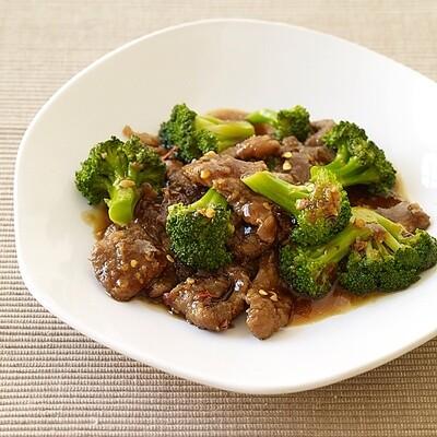 Lunch Broccoli Stir Fry ( L BR)