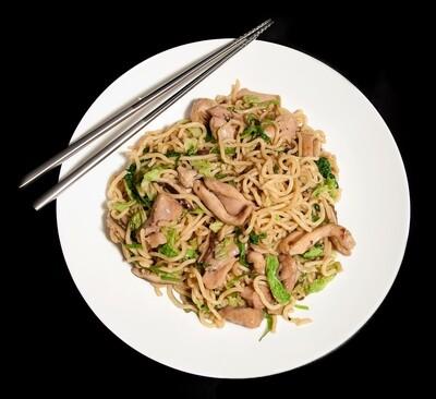 Lo-Mein Noodle Entree (D LM)