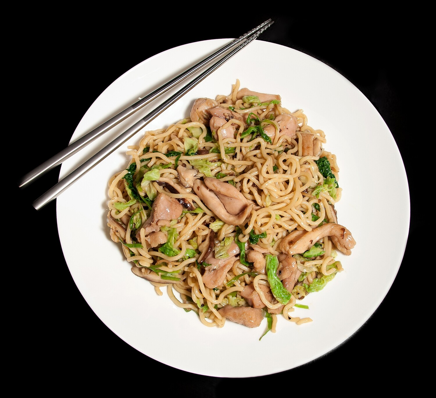 Lunch Lo-Mein Noodle (L LM)