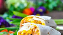 Breakfast Burrito (3.99)
