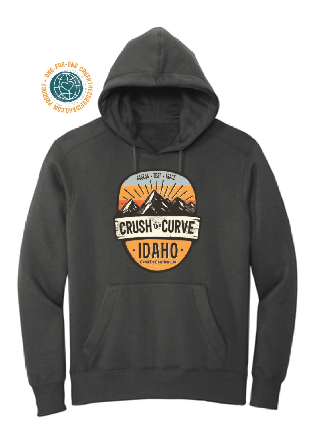 Crush The Curve Hoodie