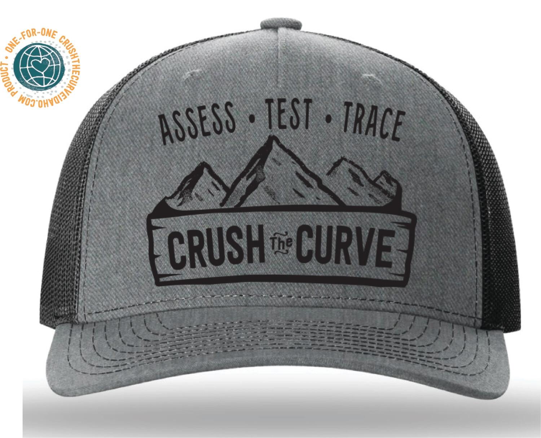 Crush the Curve Hat