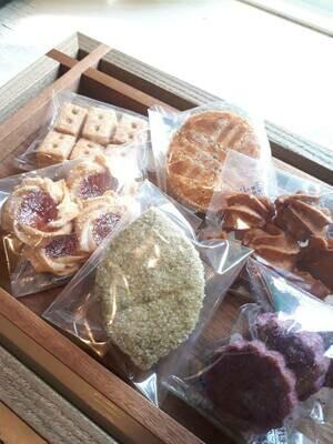 wata焼菓子 おまかせクッキー6種セット(日・月・火曜日配達不可)