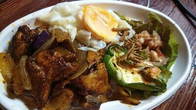 COYOTE 鶏メキシカンソテー弁当