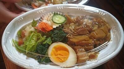COYOTE 魯肉飯(月曜配達不可)