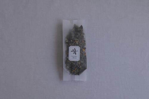 野草茶「春雷」
