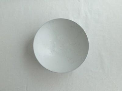 白釉 七寸鉢