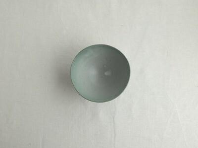 緑白釉 ボウル