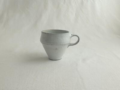 白釉 マグカップ