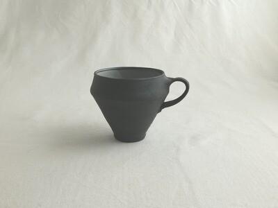 黒マット マグカップ