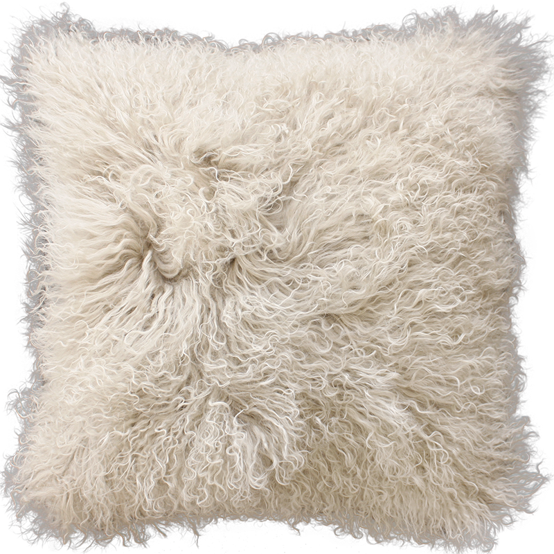 Oatmeal Meru Cushion