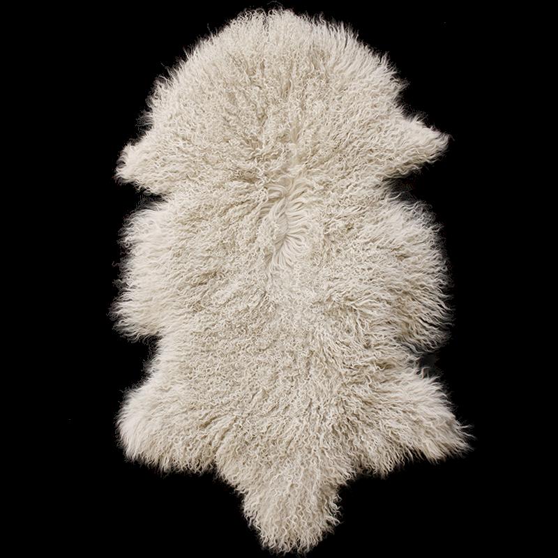 Meru Tibetan Lamb Skin