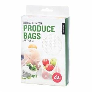 Set 3 Mesh Produce Bags