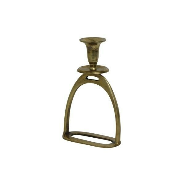 Stirrup Candle Holder