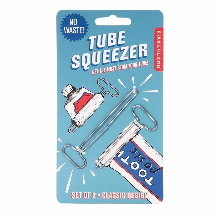 Tube Squeezer Keys
