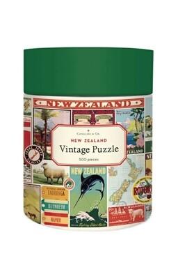 Cavallini Vintage Puzzle