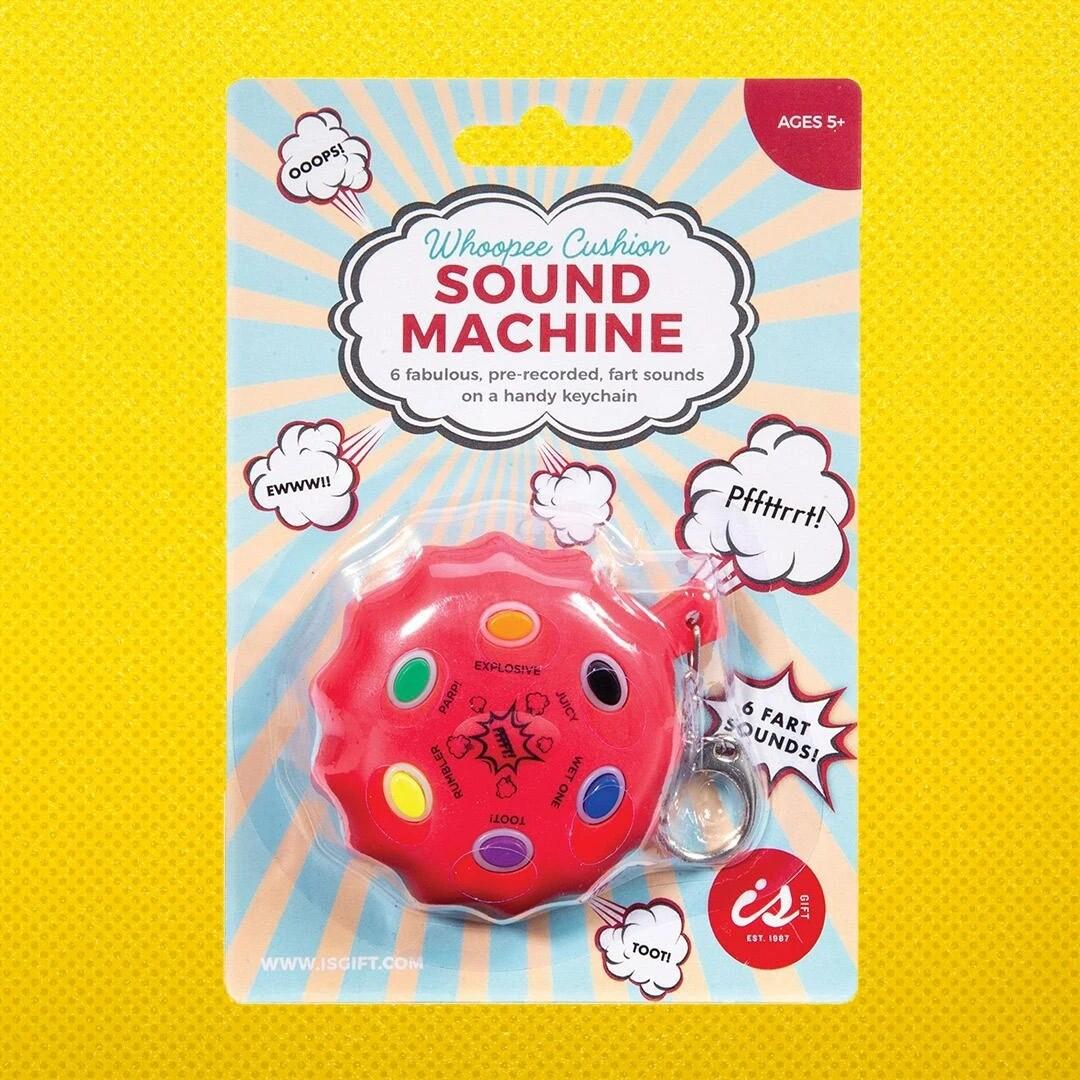 Whoopee Cushion Sound Machine