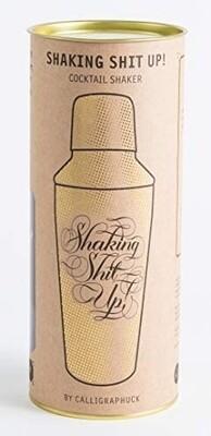 Shaking Shit Up Cocktail