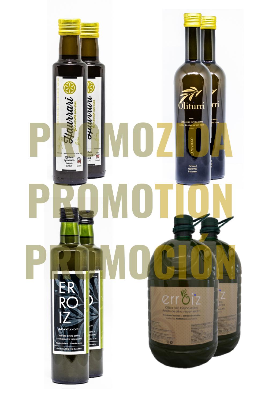 ESKAINTZA / PROMOTION / PROMOCIÓN
