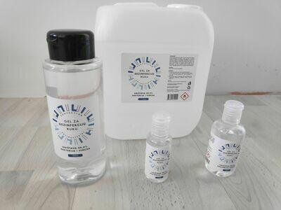 Dezinficijens - gel - 100 ml