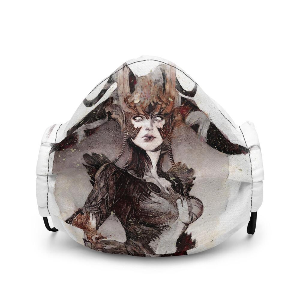 Marco Turini Art Premium face mask