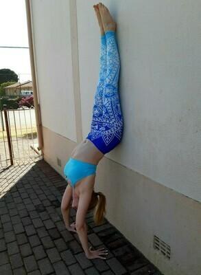 Mandala Ombre Blue