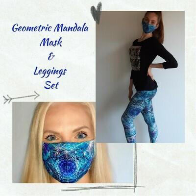 Geometric Mandala Set