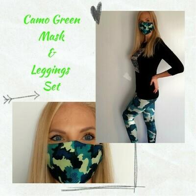 Camo Green Set