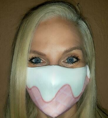 Ice Cream Mask