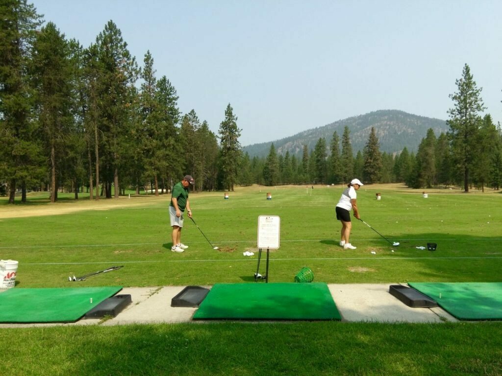 Driving Range Pass - Public