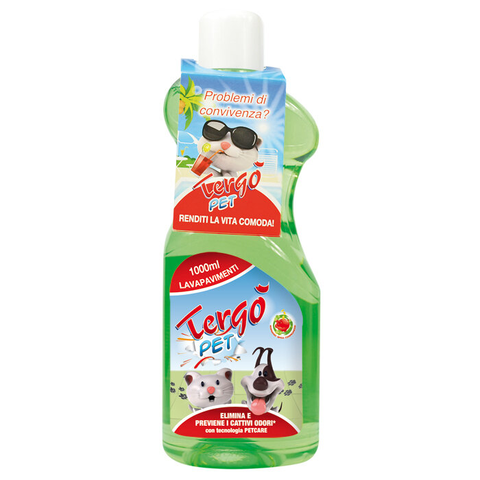 1 litro Lavapavimenti Pet Care