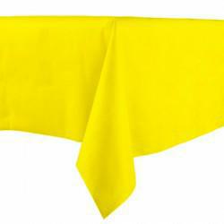25 Tovaglie TNT 1 mt x 1 mt Giallo Limone