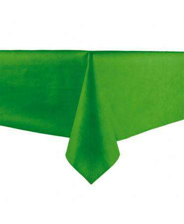 25 Tovaglie TNT 1 mt x 1 mt Verde Bandiera