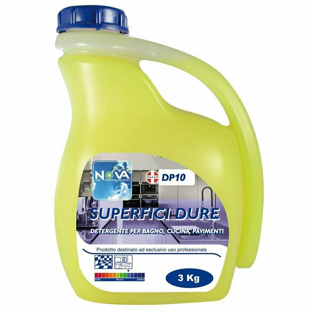 3 kg Detergente Nova Superfici dure