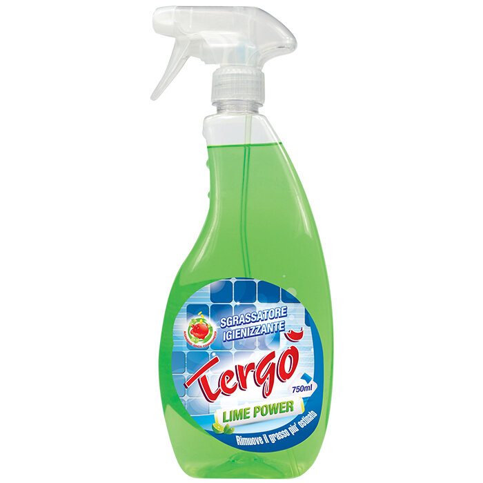 750 ml Sgrassatore Igienizzante Limone